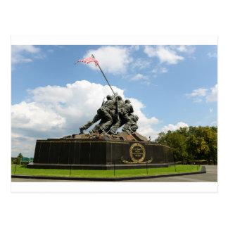 Postal Monumento de Iwo Jima en Washington DC