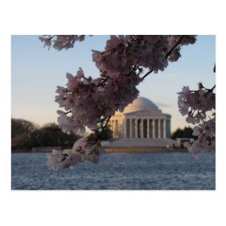 Postal Monumento de Jefferson