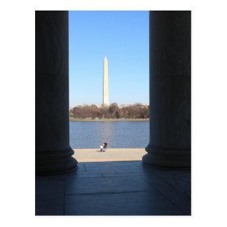 Postal Monumento de Washington