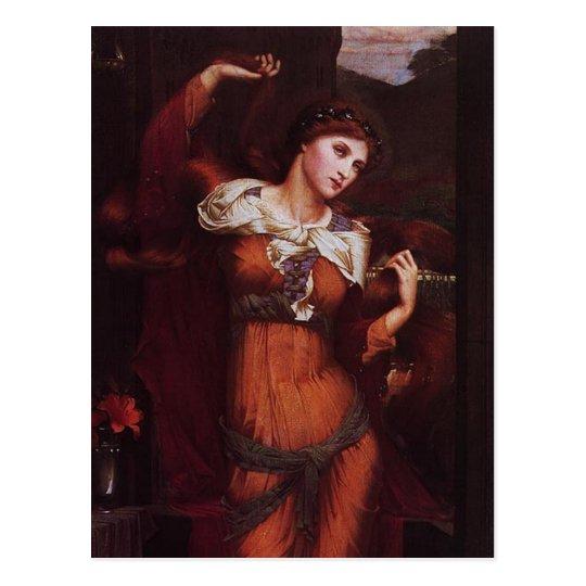 Postal Morgana le Fay (Morgan Pendragon)