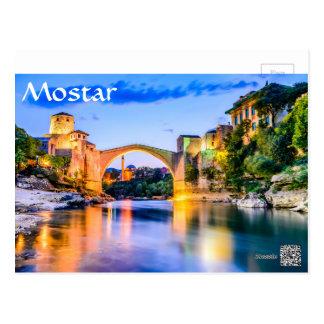 Postal Mostar, Bosnia y Herzegovina