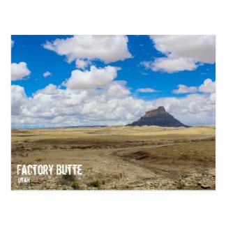 Postal Mota de la fábrica, Utah