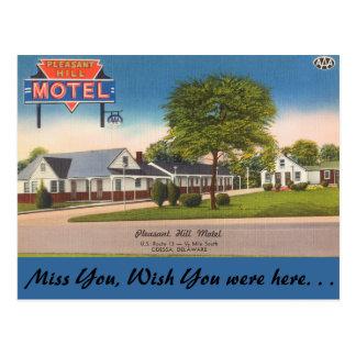 Postal Motel de Delaware, Pleasant Hill