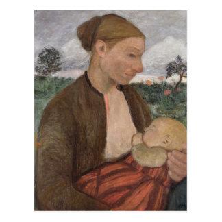 Postal Mother y Child, 1903