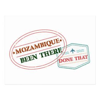 Postal Mozambique allí hecho eso