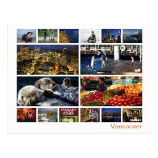 Postal Multi-imagen 2 de Vancouver