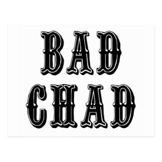 Postal Mún República eo Tchad