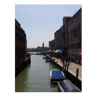 Postal Murano -