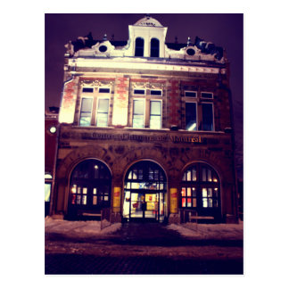 Postal Museo