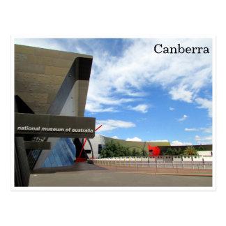 Postal Museo Nacional Australia