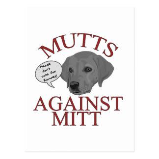 Postal Mutts contra el mitón