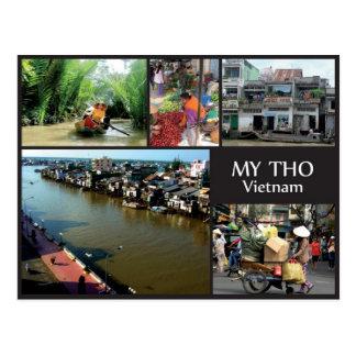 Postal My Tho - Vietnam