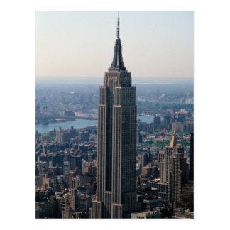 Postal N.A., los E.E.U.U., Nueva York, New York City. El