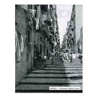 Postal Nápoles, 1908, Palonetti S. Lucía