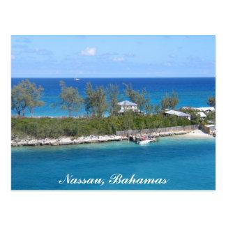 Postal Nassau, Bahamas
