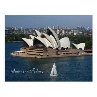 Postal Navegación en Sydney