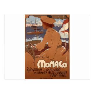 Postal Navegación Mónaco