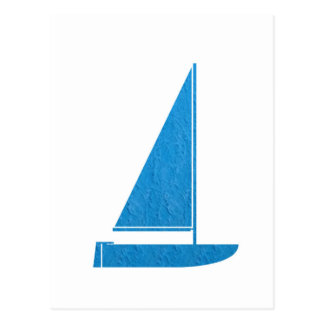 Postal navinJOSHI del ARTE NVN41 del barco de vela de los