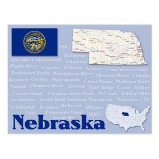 "Postal ""Nebraska """