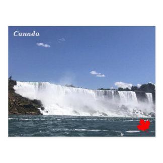 Postal Niagara Falls, Canadá