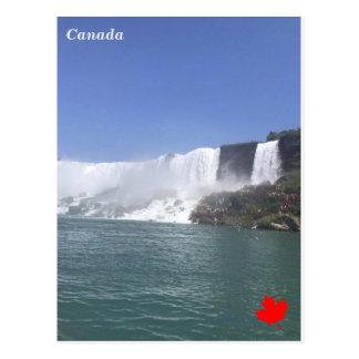 Postal Niagara Falls, Canadá (a)