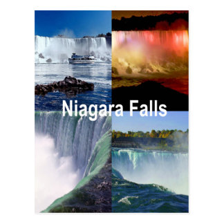 Postal Niagara Falls Nueva York