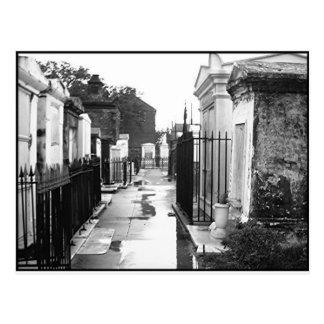 Postal No. 1 del cementerio de St. Louis