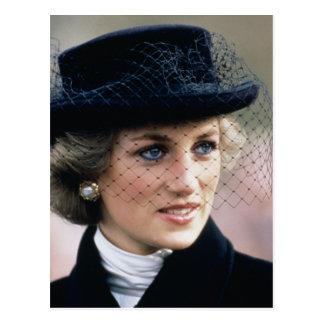Postal No.44 princesa Diana Francia 1988
