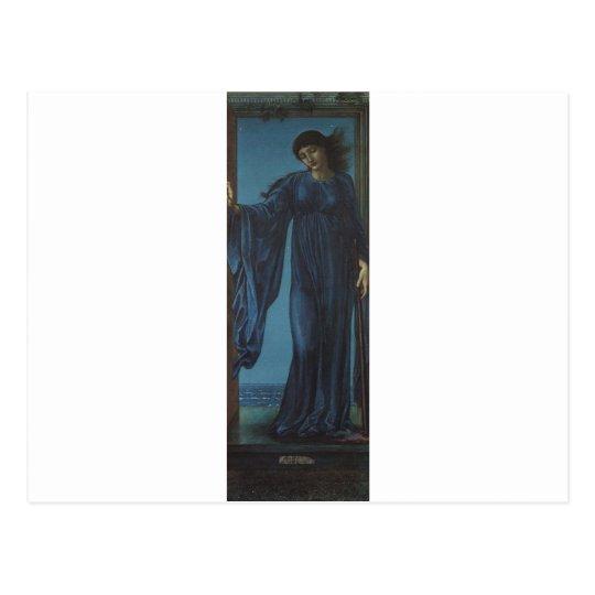 Postal NO DETECTADO por Edward Burne-Jones