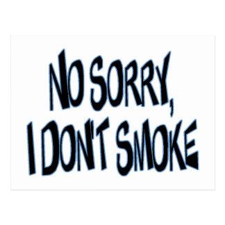 Postal No fumo