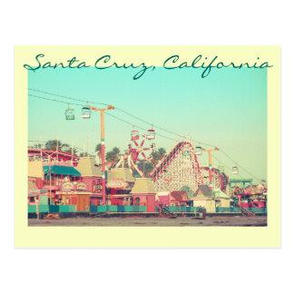 Postal Nostalgia de Santa Cruz