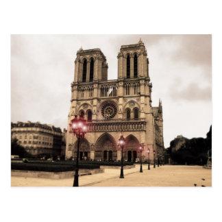 Postal Notre Dame