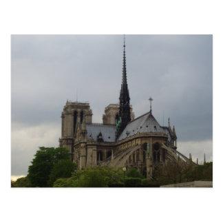 Postal Notre Dame de Paris