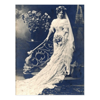 Postal Novia del Victorian