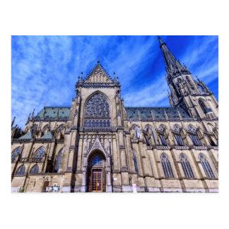 Postal Nueva catedral, Linz, Austria