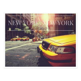 Postal Nueva York, Nueva York