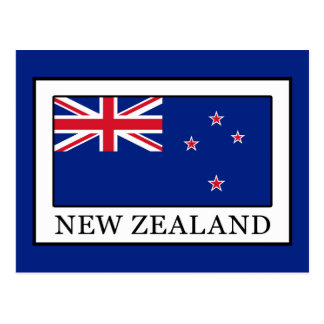 Postal Nueva Zelanda