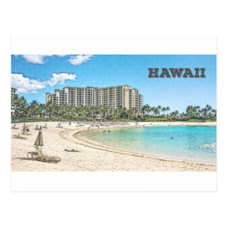 Postal Oahu, Hawaii