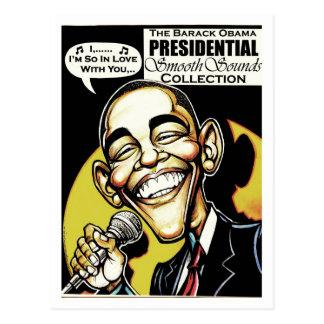 Postal ¡Obama canta! (2012)