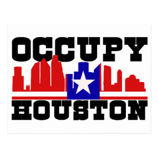 Postal Ocupe Houston