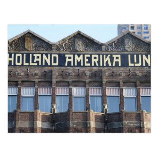 Postal Oficina anterior de HAL, Rotterdam