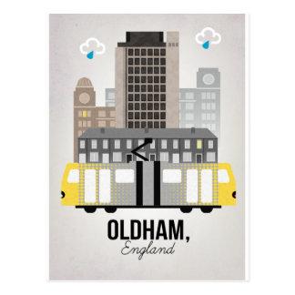 Postal Oldham