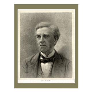 Postal Oliverio Wendell Holmes