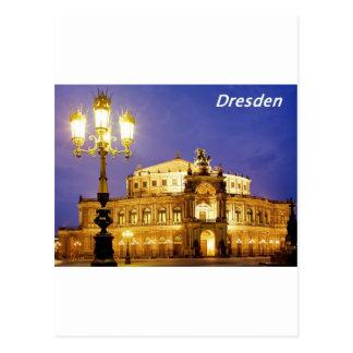 Postal Ópera Dresden-Germany-angie-.JPG de Semper-