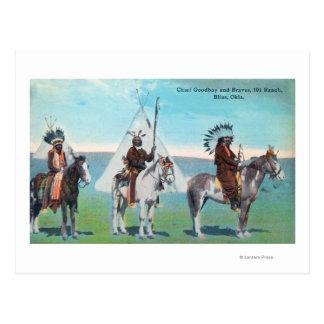 Postal Opinión de 101 ranchos de principales Goodboy y