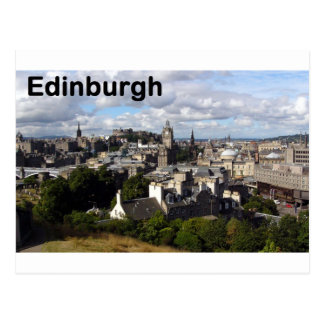 Postal Opinión de Escocia Edimburgo (St.K)