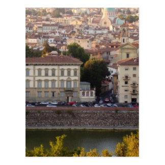 Postal Opinión de Florencia