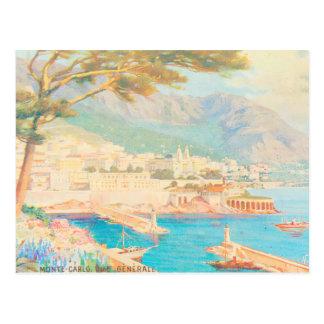 Postal Opinión de Monte Carlo