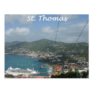 Postal Opinión de St Thomas