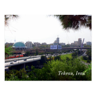 Postal Opinión de Teherán